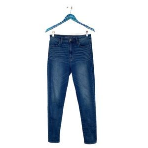 AE Super High Rise Super Stretch Jegging Jeans